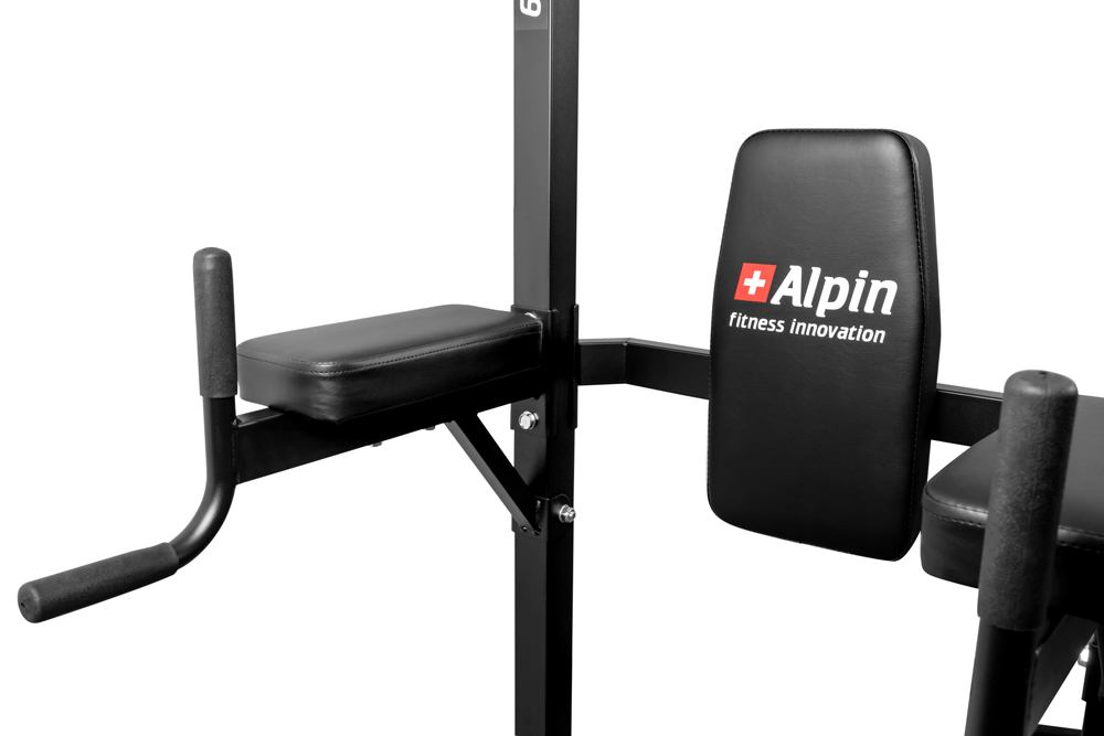 Турник-брусья Alpin POWERFUL G-9
