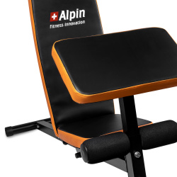 Силовая скамья Alpin Bench G-10